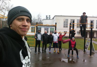 Наши соратники — Движение WorkOut: фитнес городских улиц