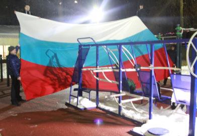 Открытая тренировка г.о.Королёв, КС, РКК «Энергия», «снеговиков».